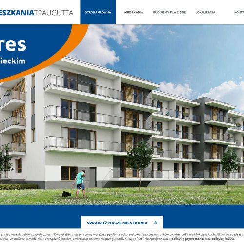 Grodzisk Mazowiecki - nowe lokale mieszkaniowe