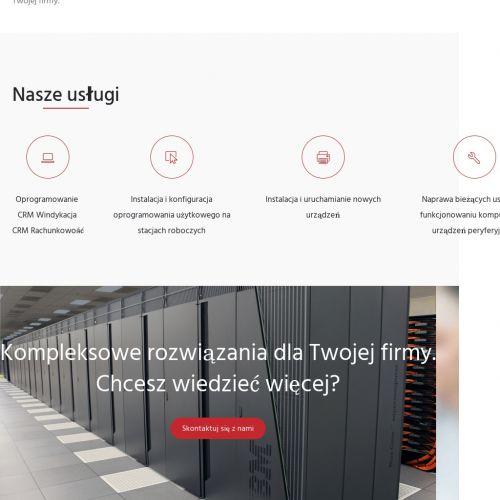 Usługi komputerowe Poznań