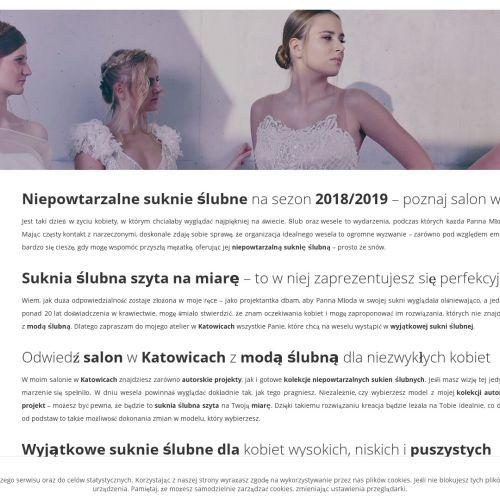 Salony ślubne w Katowicach