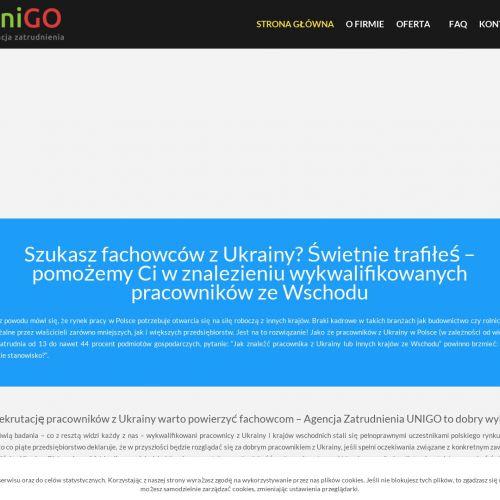Agencja pracownicy z ukrainy - Szczecin