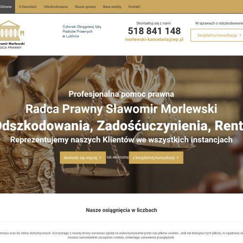 Bezpłatne porady prawne odszkodowania w Białymstoku