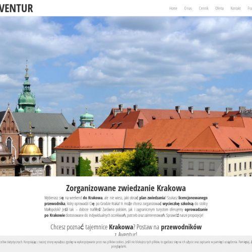 Przewodnicy po krakowie w Krakowie