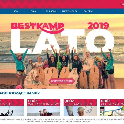 Obóz windsurfingowy - Jastarnia