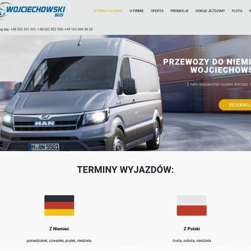 Przewóz osób do niemiec lubelskie w Warszawie
