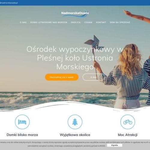 Domy na sprzedaż ustronie morskie w Koszalinie