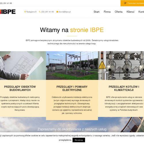 Przegląd okresowy budynków cennik - Katowice