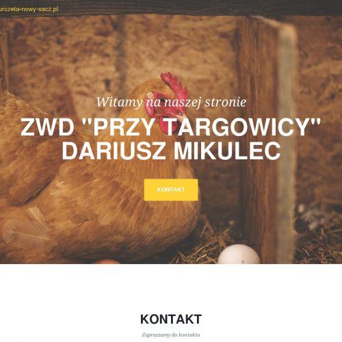 Kury na sprzedaż małopolskie w Nowym Sączu