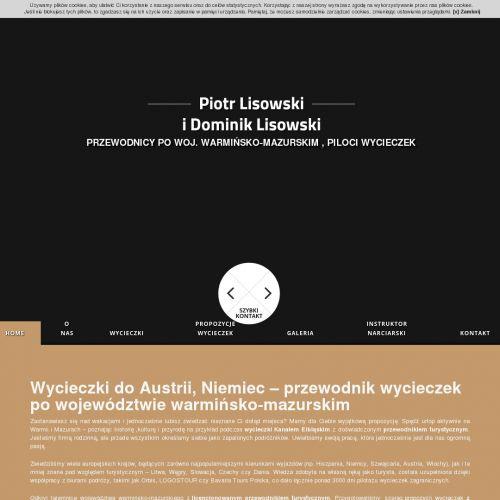 Przewodnik po województwie warmińsko-mazurskim