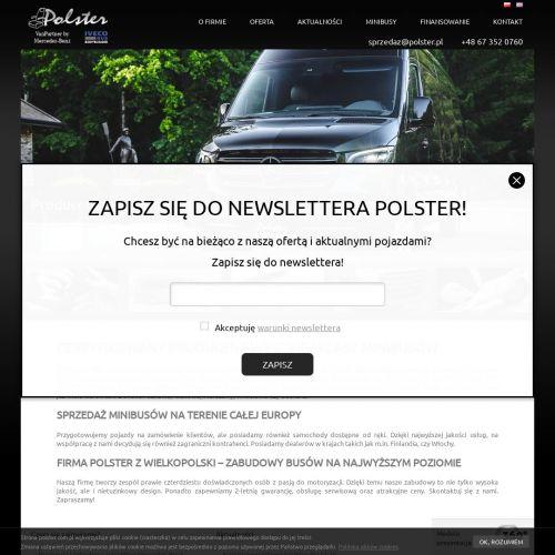 Mercedes sprinter bus 20 osobowy w Gdańsku