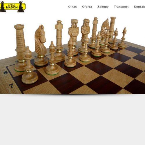 Deski szachowe