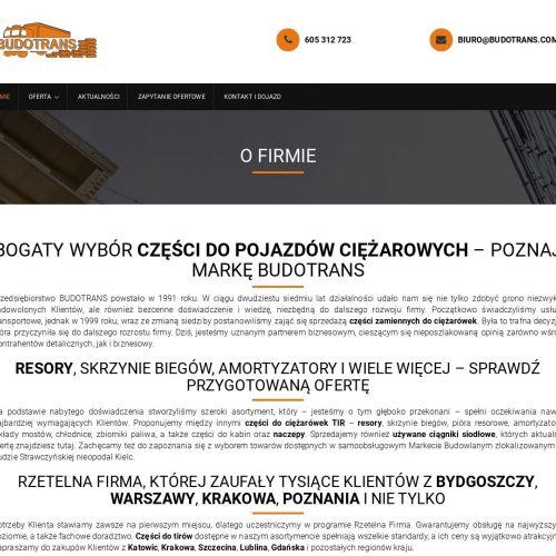 Części do tira - Warszawa