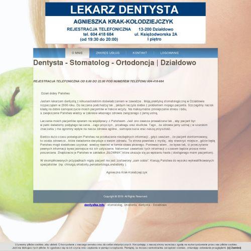 Ortodonta - Działdowo