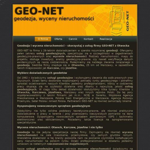 Karczew - geodeta