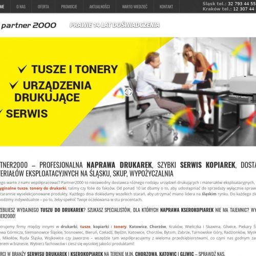 Serwis drukarek - Chorzów