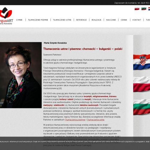 Tłumacz ustny chorwackiego - Kraków