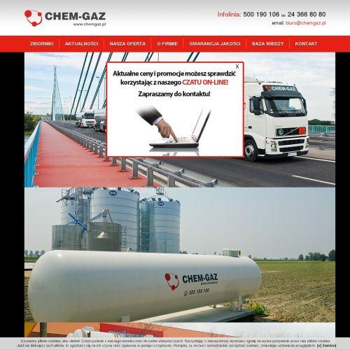 Ogrzewanie gazem płynnym Gdynia