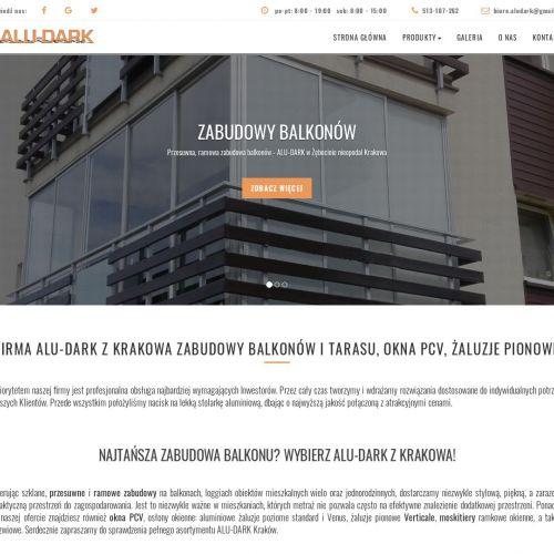 Zabudowa balkonów kraków ceny w Krakowie