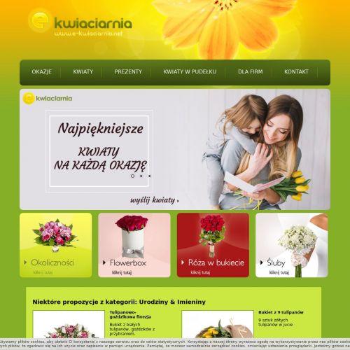 Kwiaciarnia internetowa Poznań