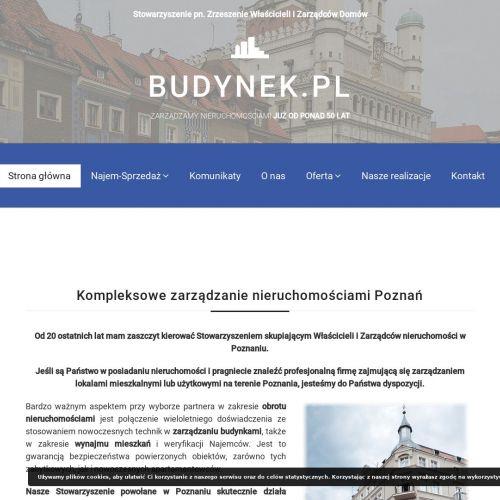 Poznań - sprzedaż lokali