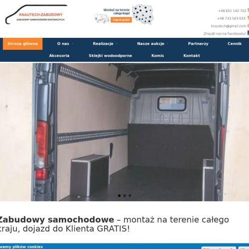 Warszawa - zabudowa busa