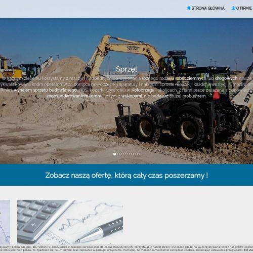 Zagospodarowanie terenu Kołobrzeg