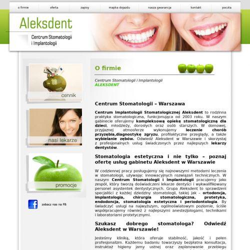 Kompleksowa opieka stomatologiczna dla dzieci Warszawa
