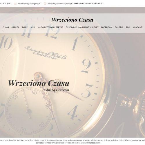 Gdańsk - kosztowne zegarki