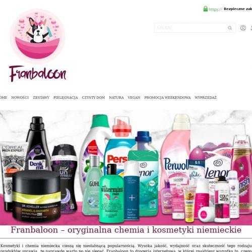 Chemia niemiecka sklep internetowy