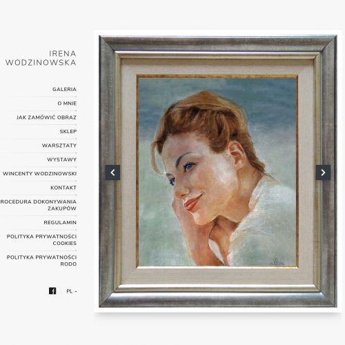 Malarstwo portretowe w Łodzi