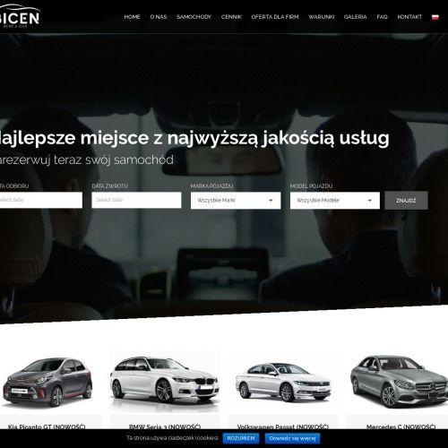 Audi wynajem w Piastowie