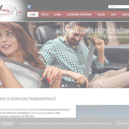 Darłowo - naprawa airbag koszt