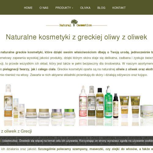 Kosmetyki naturalne do ciała sklep internetowy