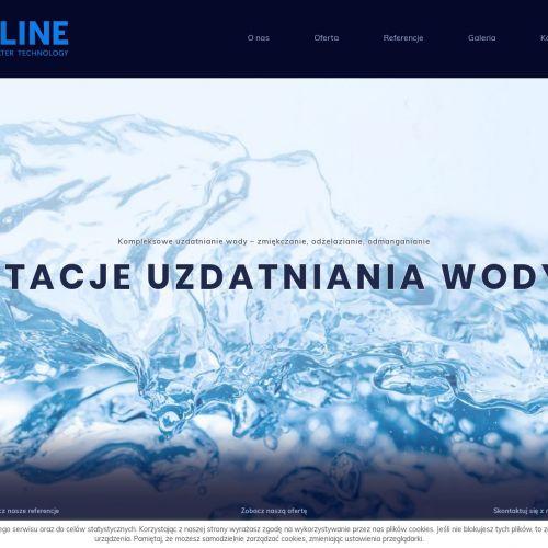 Uzdatnianie wody mazowieckie w Warszawie