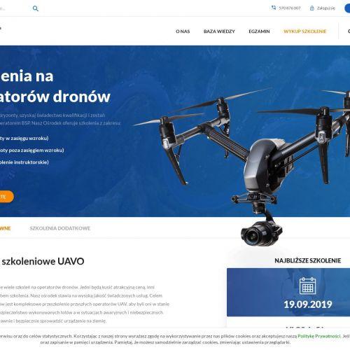 Rzeszów - operator drona szkolenie