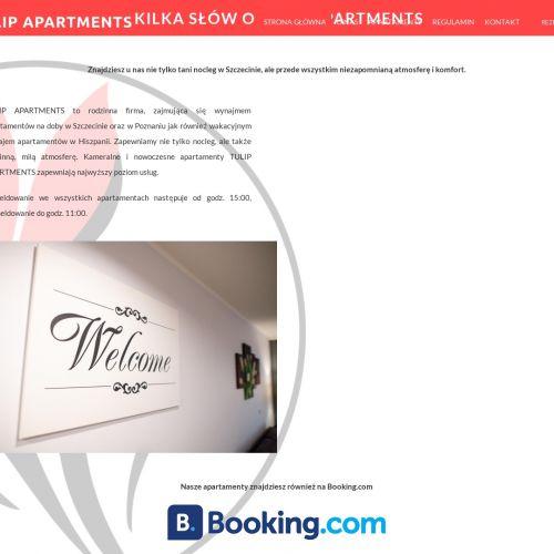 Apartamenty hiszpania - Szczecin