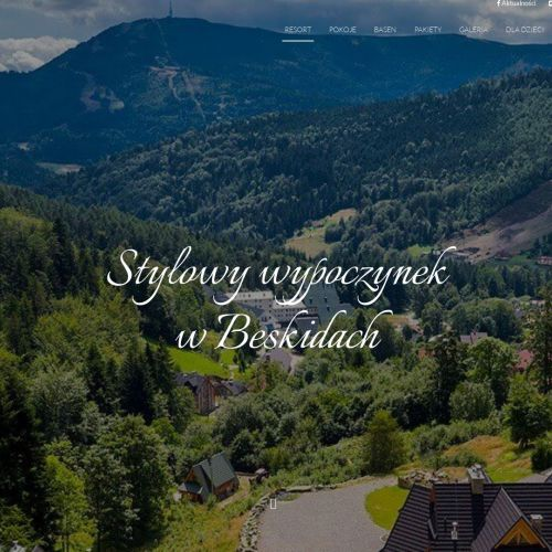 Wakacje w górach z noclegiem - Szczyrk