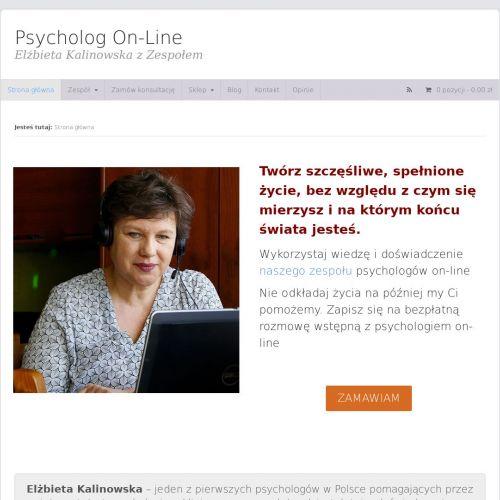 Dobry psycholog online