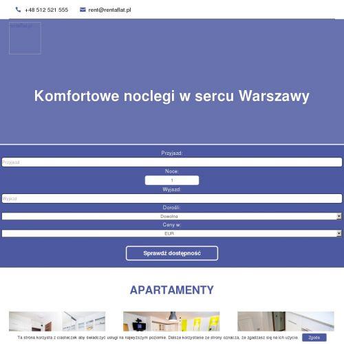 Wynajem mieszkania z psem w Warszawie