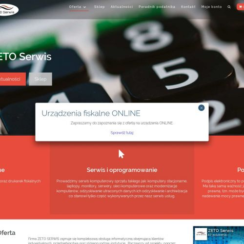 Opole - mobilna kasa fiskalna