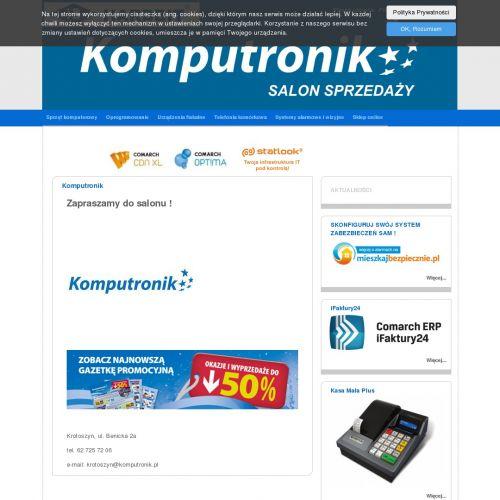 Kasy fiskalne online w Gostyniu