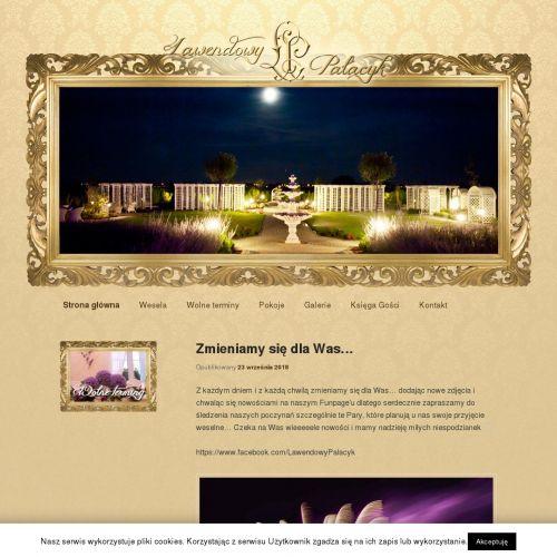 Pałac na wesele Grodzisk Mazowiecki