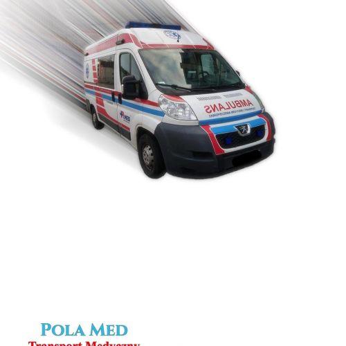Transport medyczny w Warszawie