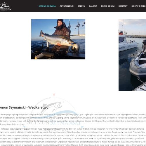 Władysławowo - wyprawa na łososia cennik