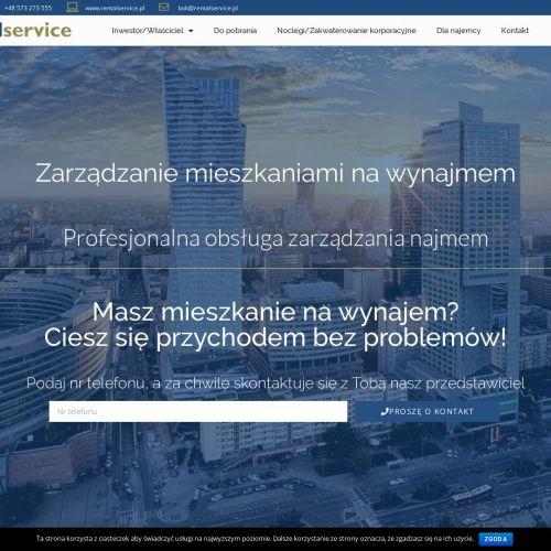 Ogłoszenia nieruchomości - Warszawa