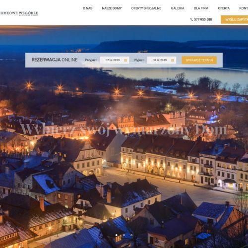 Kazimierz Dolny - miejsce na szkolenia dla firm