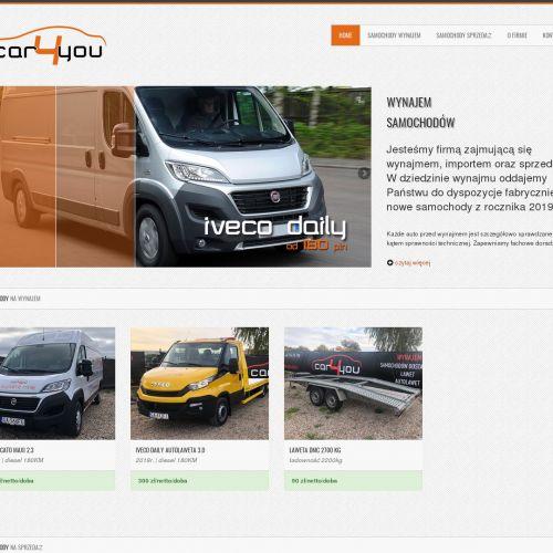 Wynajem samochodów w Gdyni
