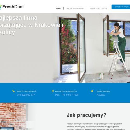 Czyszczenie mebli - Kraków