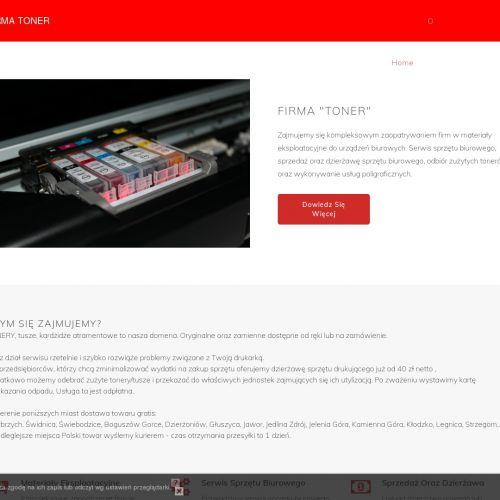 Legnica - naprawa drukarek laserowych