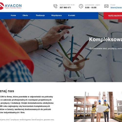 Biuro projektów i realizacji sieci - Skawina