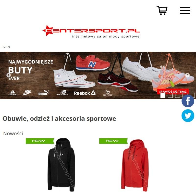 Damskie ubrania sportowe - Oleśnica